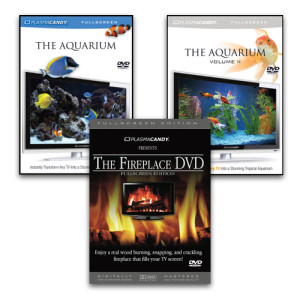 The Fireplace DVD Bundle