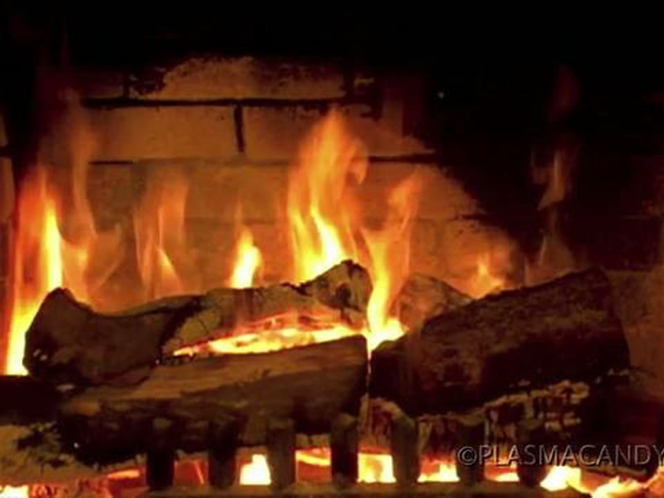 The Fireplace DVD – A Sample Clip