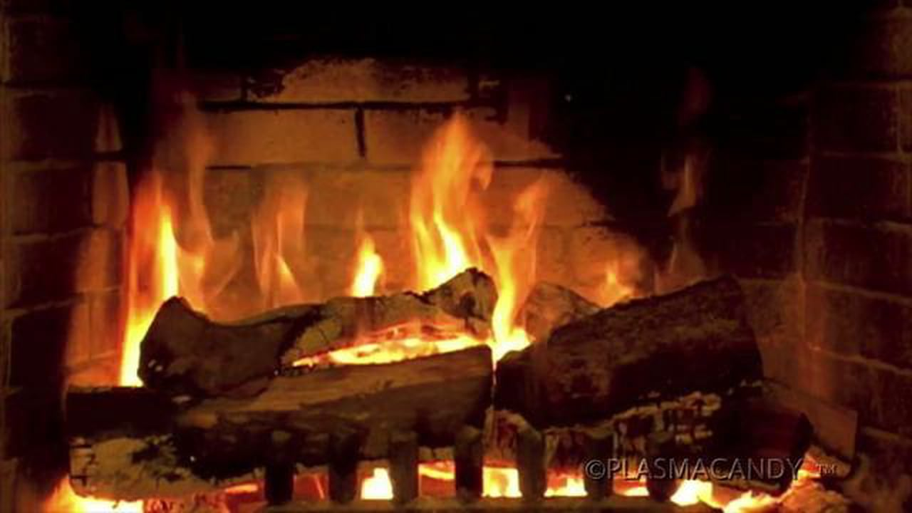 The Fireplace DVD